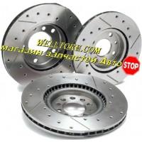 Тормозные диски DDF151 Ferodo