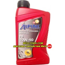 Моторное масло 10W40 0100081 Alpine TS