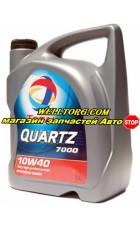 Моторное масло 10W40 148647 Total Quartz 7000