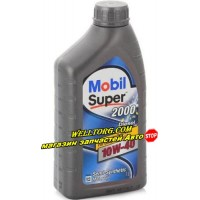 Моторное масло 10W40 152627 Mobil Super 2000 X1 Diesel