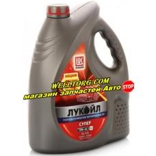 Моторное масло 10W40 Лукойл Супер 5л