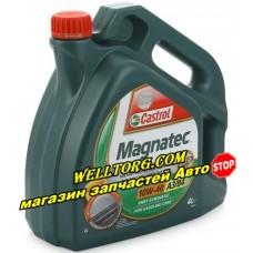 Моторное масло 10W40 4668410090 Castrol Magnatec