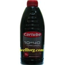 Моторное масло 10W40 XAM010 Carlube Turbo Diesel