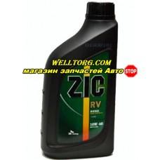 Моторное масло 10W40 ZIC RV Diesel 1л