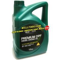 Моторное масло 5W30 05200-00620 Original Hyundai/KIA Premium DPF Diesel