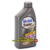 Моторное масло 5W30 152565 Mobil Super 3000 X1 Formula FE