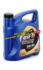 Моторное масло 5W30 194908 Elf Evolution Full-Tech FE