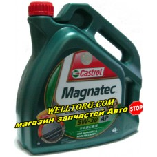 Моторное масло 5W30 4677000090 Castrol Magnatec AP