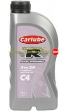 Моторное масло 5W30 XRZ010 Carlube C4