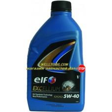 Моторное масло 5W40 156337 Elf Excellium NF