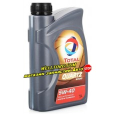 Моторное масло 5W40 166243 Total Quartz 9000
