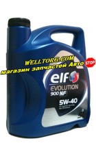 Моторное масло 5W40 194872 Elf Evolution 900 NF
