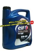Моторное масло 5W40 194872 Elf Evolution 900 NF