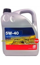 Моторное масло 5W40 32938 Febi