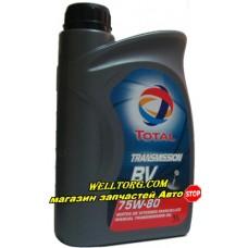 Трансмиссионное масло 75W80 166277 Total Transmission BV