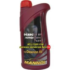 Трансмиссионное масло ATF Dexron III AP10107 Mannol Automatic Plus