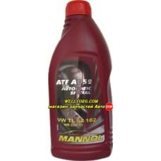 Трансмиссионное масло AT10305 Mannol Automatic Special ATF AG52