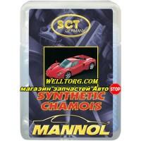 Искусственная замша для мойки 98110 Mannol Synthetic Chamois