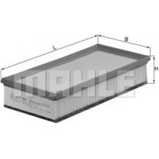 Воздушный фильтр LX1295 Knecht (Mahle Filter)