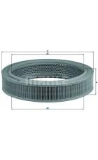Воздушный фильтр LX208 Knecht (Mahle Filter)