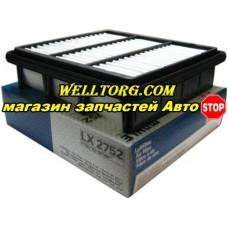 Воздушный фильтр LX2752 Knecht (Mahle Filter)