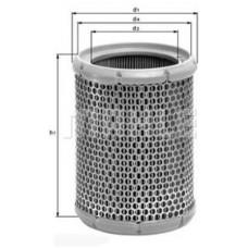 Воздушный фильтр LX290 Knecht (Mahle Filter)