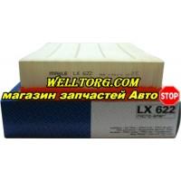 Воздушный фильтр LX622 Knecht (Mahle Filter)