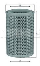 Воздушный фильтр LX660 Knecht (Mahle Filter)