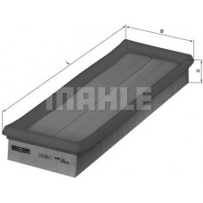 Воздушный фильтр LX704/1 Knecht (Mahle Filter)