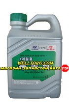 Антифриз 07100-00200 Hyundai Long Life Coolant
