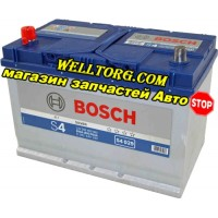 Аккумулятор 0092S40290 Bosch S4 Silver 95Ah (830A)