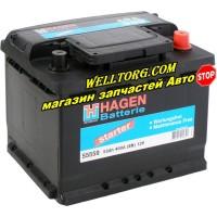 Аккумулятор 55559 Hagen 55Ah (460A)