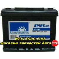 Аккумулятор 55559 Sonnenschein Start Line 55Ah (460A)
