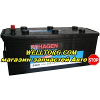 Аккумулятор 64020 Hagen Heavy Duty 140Ah (800A)