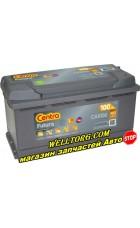 Аккумулятор CA1000 Centra Futura 100Ah (900A)