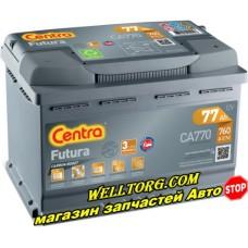 Аккумулятор CA770 Centra Futura 77Ah (760A)