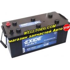Аккумулятор EG1803 Exide Heavy Professional 180Ah (1000A)