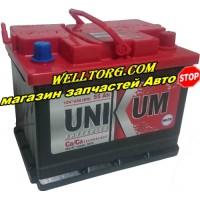 Аккумулятор Unikum 55Ah (430A)