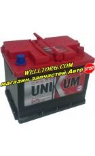 Аккумулятор Unikum 60Ah (480A)