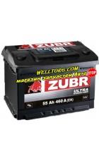 Аккумулятор Zubr Ultra 55Ah (460A)