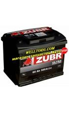 Аккумулятор Zubr Ultra 60Ah (500A)