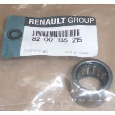 Игольчатый подшипник 8200135215 Original Renault