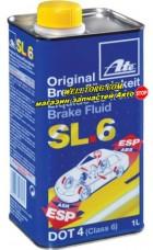 Тормозная жидкость 03.9901-6402.2 ATE SL6 Super DOT 4