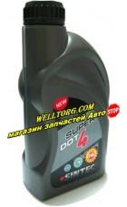 Тормозная жидкость ДОТ 4 Super Sintec 910