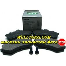 Тормозные колодки 05P216 LPR
