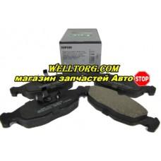 Тормозные колодки 05P599 RAL