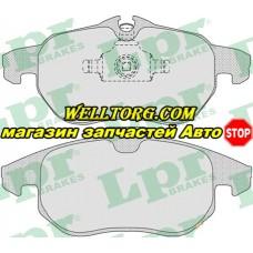 Тормозные колодки 05P814 LPR
