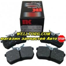 Тормозные колодки 222550 NK