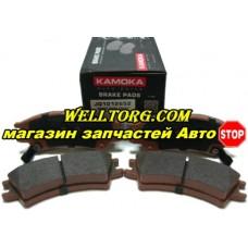 Тормозные колодки JQ1012652 Kamoka