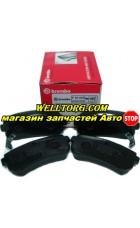 Тормозные колодки P30025 Brembo